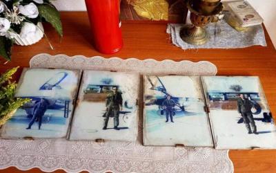 Μαγνησία: Συμπληρώθηκαν 17 χρόνια από το αεροπορικό δυστύχημα με τους 4 νεκρούς πιλότους