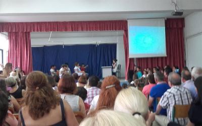 Διήμερο εκδηλώσεων στο 3ο Δημοτικό Σχολείο Αλμυρού για τη λήξη της σχολικής χρονιάς