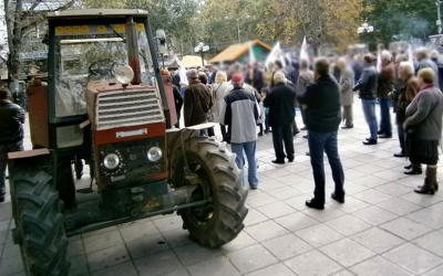 Κάλεσμα σε αγροτική κινητοποίηση από τον Αγροτικό Σύλλογο Αλμυρού και Σούρπης