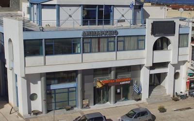 Ποσό 220.000 ευρώ για προμήθεια μηχανημάτων στο δήμο Αλμυρού