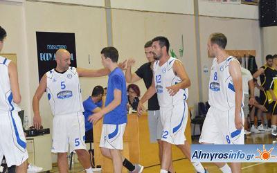 Γ.Σ. Αλμυρού - Ολυμπιακός Β. το Σάββατο για το Κύπελλο ΕΣΚΑΘ
