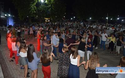 Ευχαριστήριο Δήμητρας για το πανηγύρι στην Ευξεινούπολη