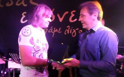 Με την κοπή της πίτας ξεκίνησε το 2018 για τον ΣΔΥ Βόλου - Βραβεύτηκε ο Αλμυριώτης Μπ. Μπάρδας (βίντεο&φωτο)