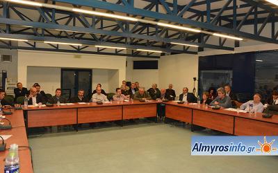 Συνεδριάζει τη Δευτέρα 20/11 το Δημοτικό Συμβούλιο Αλμυρού