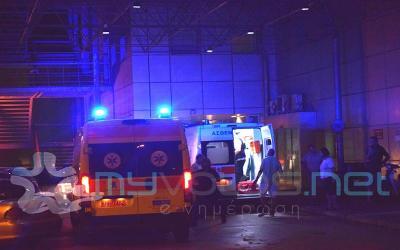 Εσπευσμένα διακομίστηκε στη Λάρισα 12χρονη μετά από παράσυρση