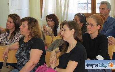 Εσπερίδα στη Σούρπη με θέμα: «Οι εξαρτήσεις και ο ρόλος των γονέων στην πρόληψή τους» (βίντεο&φωτο)