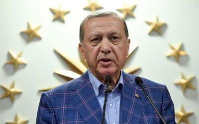 Ο Ερντογάν εξαγγέλλει τουρκικές γεωτρήσεις στην ΑΟΖ της Κύπρου
