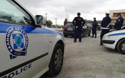 Τροχονομικές δράσεις στη Θεσσαλία - Βεβαιώθηκαν 408 παραβάσεις και έγιναν  13 συλλήψεις
