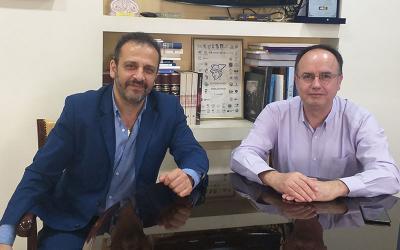 Το Κέντρο Πρόληψης των Εξαρτήσεων «Πρόταση Ζωής» και το Επιμελητήριο Μαγνησίας, ξεκινούν συνεργασία