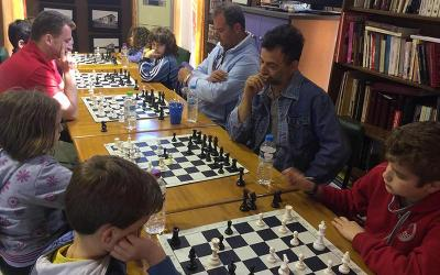Με επιτυχία το Πασχαλινό τουρνουά ΣΚΑΚΙ του Πολιτιστικού Συλλόγου Ευξεινούπολης (φωτο)