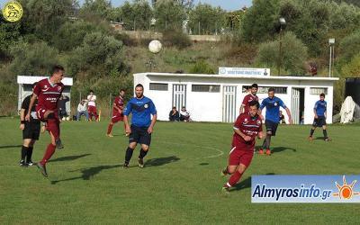 Αχιλλέας - Αγχίαλος 1-1 (φωτογραφίες)