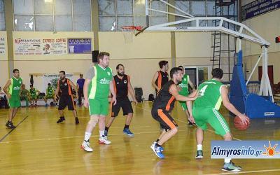 Ήττα στην πρεμιέρα του πρωταθλήματος για την ομάδα μπάσκετ της Δήμητρας (βίντεο&φωτο)