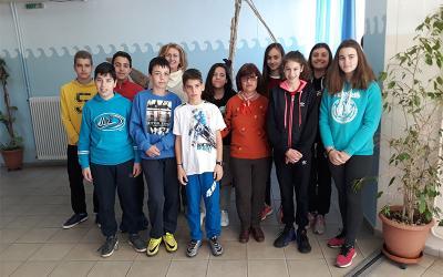 Μαθητές του 2ου Γυμνασίου Αλμυρού διακρίθηκαν σε μαθηματικούς διαγωνισμούς