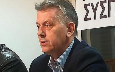 Ομιλία Τάσου Τσιαπλέ σε συνεστίαση του ΚΚΕ στη Σούρπη