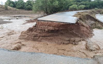 Ο Αλ. Μεϊκόπουλος καλεί τον Υπουργό Υποδομών στη Βουλή για τις καταστροφές στον Αλμυρό