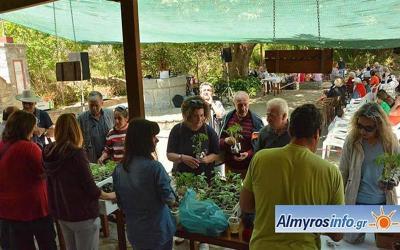 Την Κυριακή η 7η γιορτή ανταλλαγής ντόπιων σπόρων στον Π. Πλάτανο