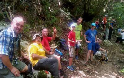 Στην 2η κοινή ορειβατική συνάντηση των σωματείων της Θεσσαλίας ο ΕΟΣ Αλμυρού (φωτο)