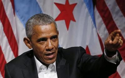 Ο Μπαράκ Ομπάμα θα κερδίσει 400.000 δολάρια από μία και μόνο ομιλία του στη Wall Street!
