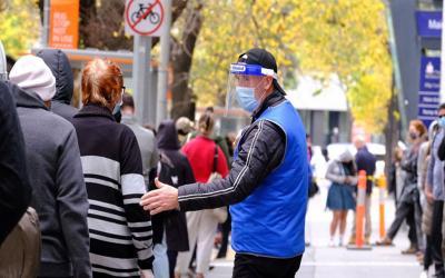 Μηδέν τα κρούσματα κορωνοϊού στη Βικτόρια της Αυστραλίας την Παρασκευή
