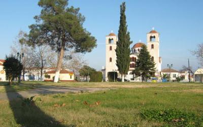 Έλευση της Ιεράς και Θαυματουργού Εικόνος της Υ. Θεοτόκου στην Ενορία της Ευξεινούπολης