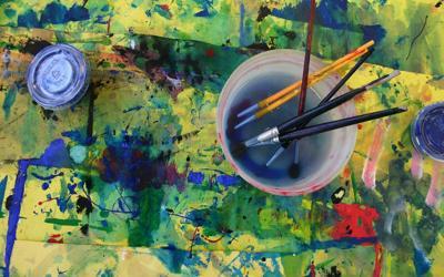 Ν. Αγχίαλος: Έκθεση ερασιτεχνών εικαστικών καλλιτεχνών στον χώρο του Παλαιού Τελωνείου