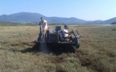 Συνεχίζεται το πρόγραμμα κουνουποκτονίας σε Αλμυρό και Μαγνησία