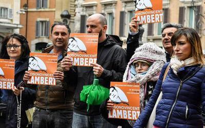 Γαλλία: Ξαναρχίζει η διαδικασία σίτισης άνδρα που ήταν επί 10 χρόνια σε κώμα