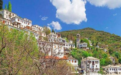 Εξοχικό στη Μαγνησία έχουν πλούσιοι και διάσημοι απ'όλο τον κόσμο!