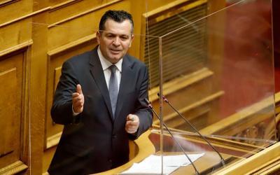 Συλληπητήρια δήλωση Χρ. Μπουκώρου για τον θάνατο του πυροσβέστη Γιώργου Δεσποτόπουλου