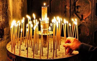Ιερά Αγρυπνία στο Ιερό Παρεκκλήσιο των Αγίων Ραφαήλ, Νικολάου & Ειρήνης Ευξεινούπολης