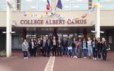 Το 2ο Γυμνάσιο Αλμυρού συμμετέχει ως εταίρος στο Ευρωπαϊκό Πρόγραμμα Erasmus+KA2