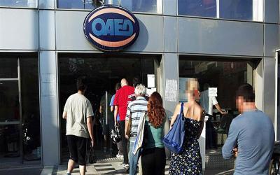 ΟΑΕΔ: Από Δευτέρα οι πληρωμές επιδομάτων ανεργίας που έληξαν τον Απρίλιο