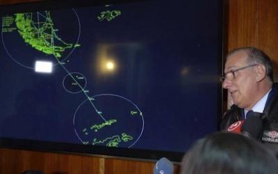 Χιλή: Συντριβή C-130 με 38 επιβαίνοντες