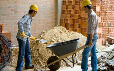 Νέα ξενοδοχεία και ανακαινίσεις αύξησαν την οικοδομική δραστηριότητα