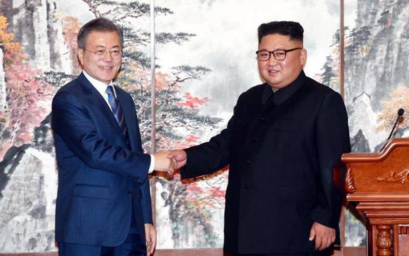 Νέα εποχή στις σχέσεις Βόρειας - Νότιας Κορέας: Συμφωνία για αποπυρηνικοποίηση