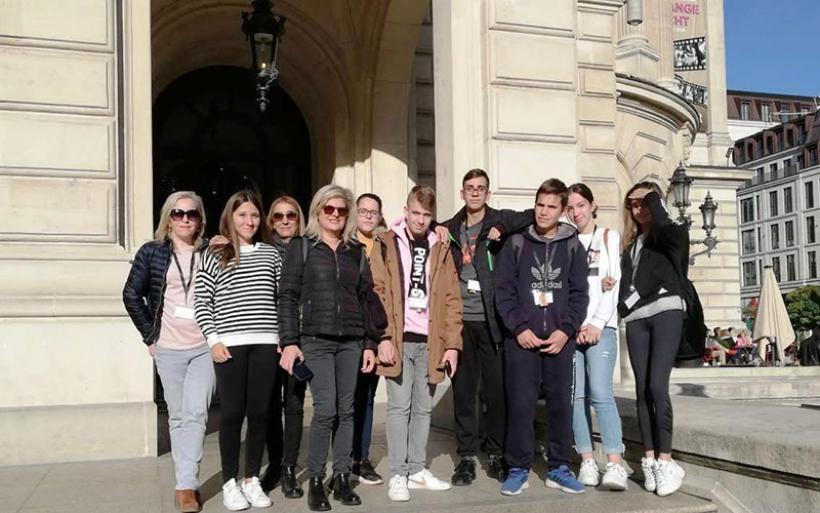 «Το 2ο Γυμνάσιο Αλμυρού σε πρόγραμμα Erasmus+ka2 στην Γερμανία»