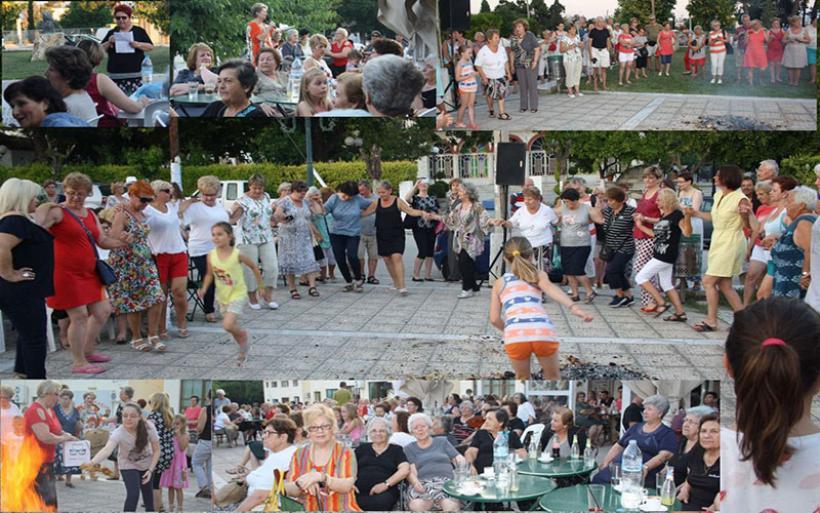 Εκδηλώσεις Συλλόγου Γυναικών Νέας Αγχιάλου (φωτο)