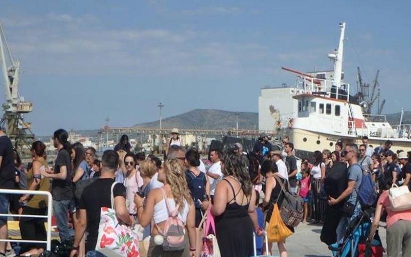 Κορυφώνεται η κίνηση στο λιμάνι του Βόλου – Μέτρα ασφάλειας από το Λιμεναρχείο