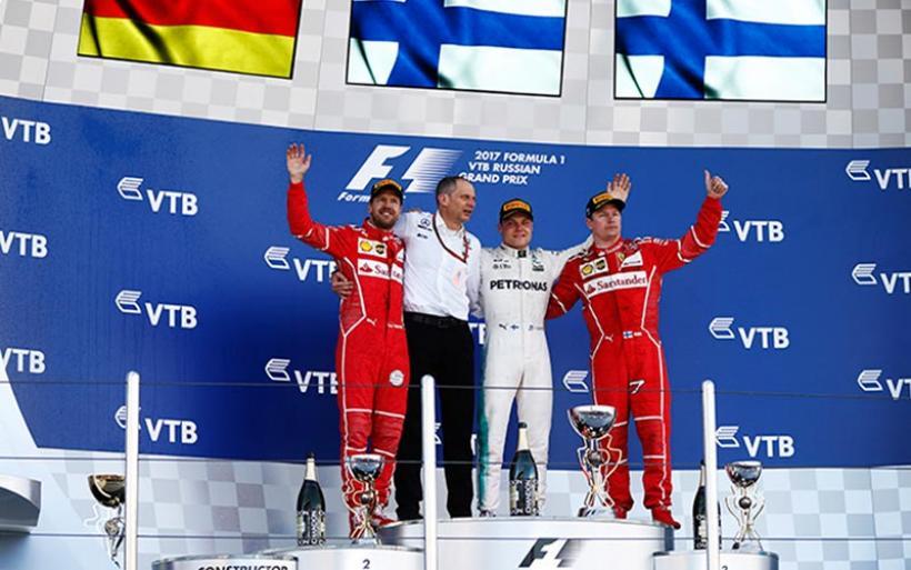 Παρθενική νίκη του Βάλτερι Μπότας στο GP Ρωσίας: Που κρίθηκε ο αγώνας;