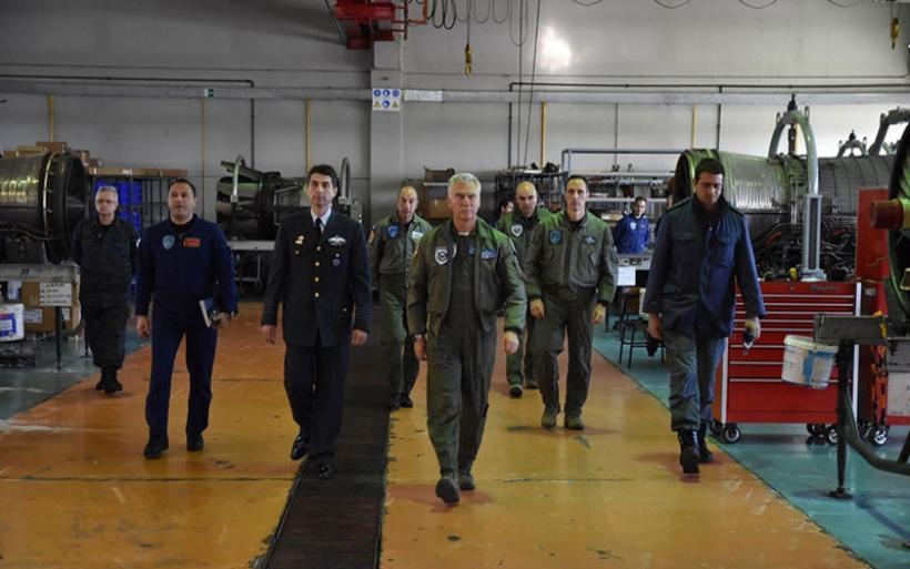 Επίσκεψη Αρχηγού ΓΕΑ στην 111ΠΜ (φωτο)