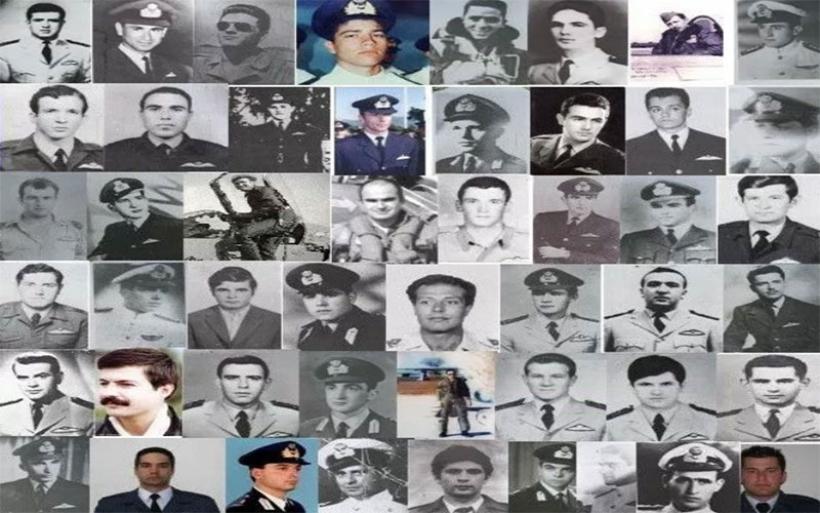 Αφιέρωμα στους πιλότους της 111 ΠΜ που έχασαν τη ζωή τους