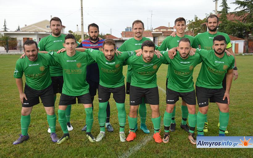 Εμφατική εκτός έδρας νίκη της Δήμητρας 4-1 στην Αγχίαλο
