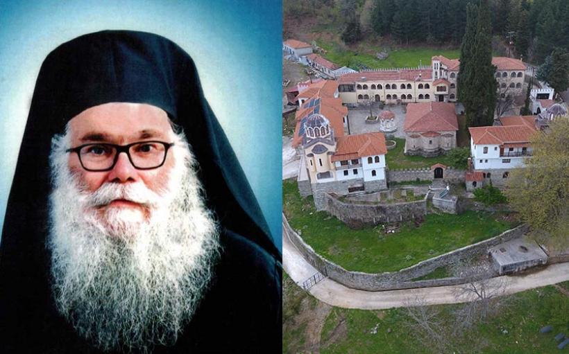 Απεβίωσε ο ιεροδιάκονος Τίτος Ξενιώτης: Ηταν ο πρώτος μοναχός της Μονής Παναγίας Ανω Ξενιάς