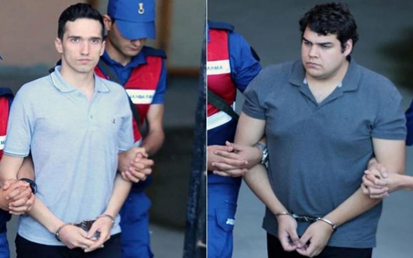 Τι κατέθεσαν οι δυο Έλληνες στρατιωτικοί στο δικαστήριο – Το σκεπτικό του Τούρκου εισαγγελέα