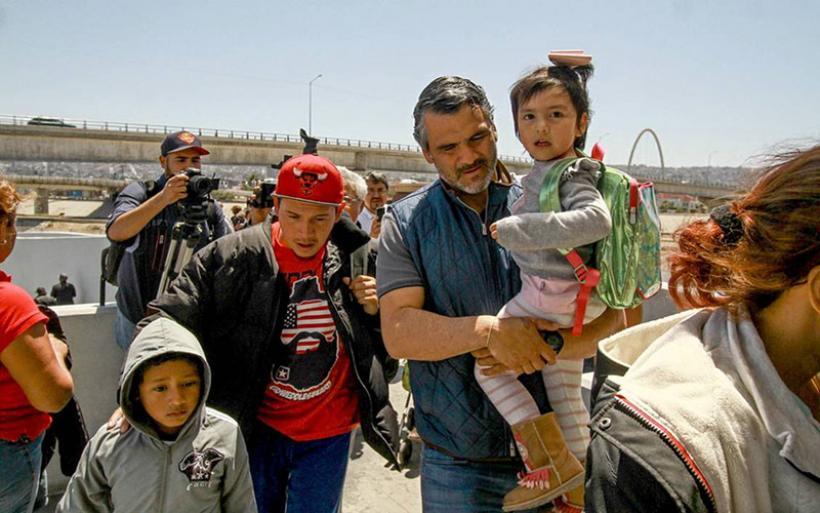 Η ακραία ζέστη σκοτώνει τους μετανάστες στα σύνορα ΗΠΑ-Μεξικού