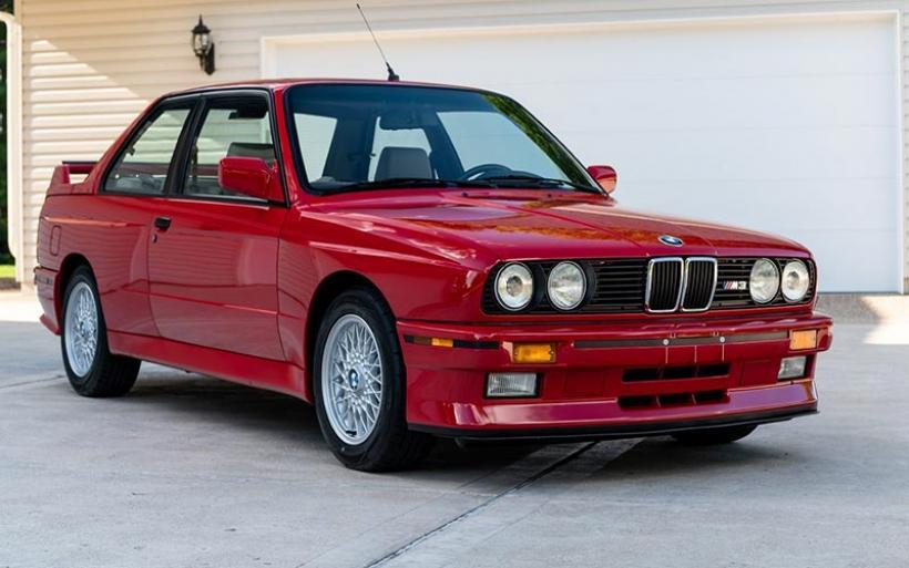 Αυτή η BMW M3 E30 πουλήθηκε έναντι $250.000! [video]