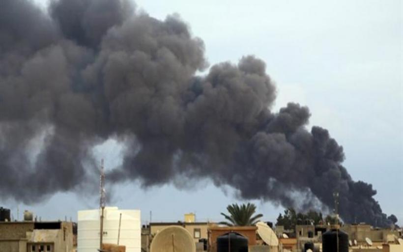 Λιβύη: Δεκάδες νεκροί σε βομβαρδισμό κέντρου κράτησης προσφύγων