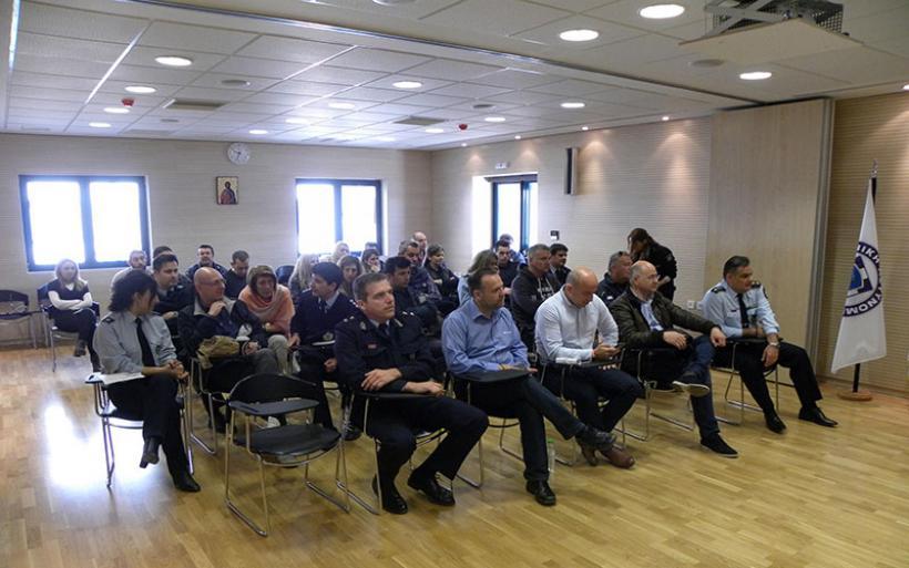 Ενημερωτική ομιλία διοργάνωσε η Διεύθυνση Αστυνομίας Μαγνησίας