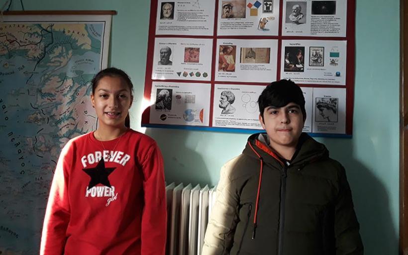 Μαθητές του 2ου Γυμνασίου διακρίθηκαν στον 8ο Τοπικό Μαθητικό Διαγωνισμό στα Μαθηματικά