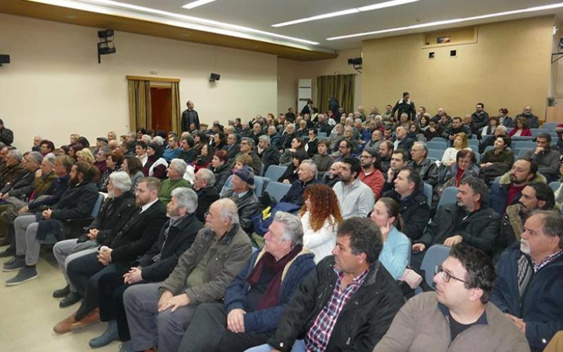 Αυτοί είναι οι υποψήφιοι του ΚΚΕ σε 7 Δήμους της Μαγνησίας -Ο Σ. Τσόγκας στον Αλμυρό